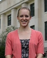 Jillian Ives - College of Agriculture, Health, and Natural Resources Liaison