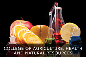 College of Agriculture, Health, and Natural Resources